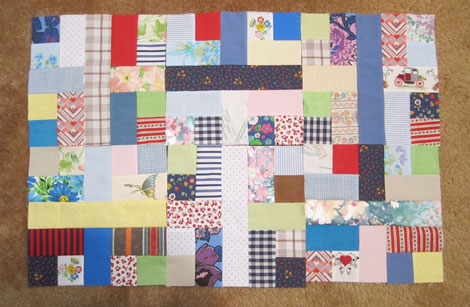 2-rows-memory-quilt